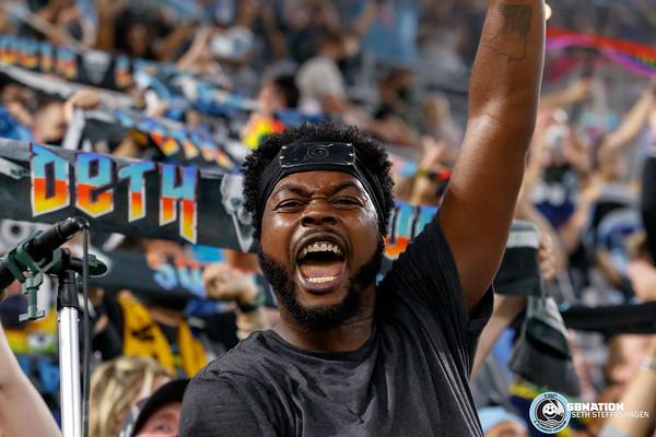 MNUFC vs LA Galaxy - 2021 match 2