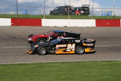 5_31_2008 modifieds Joey Johnson wins