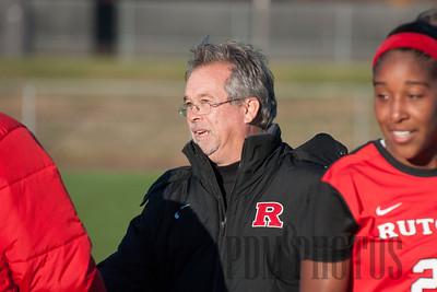 Rutgers Women v Cincinnati 11-03-2013