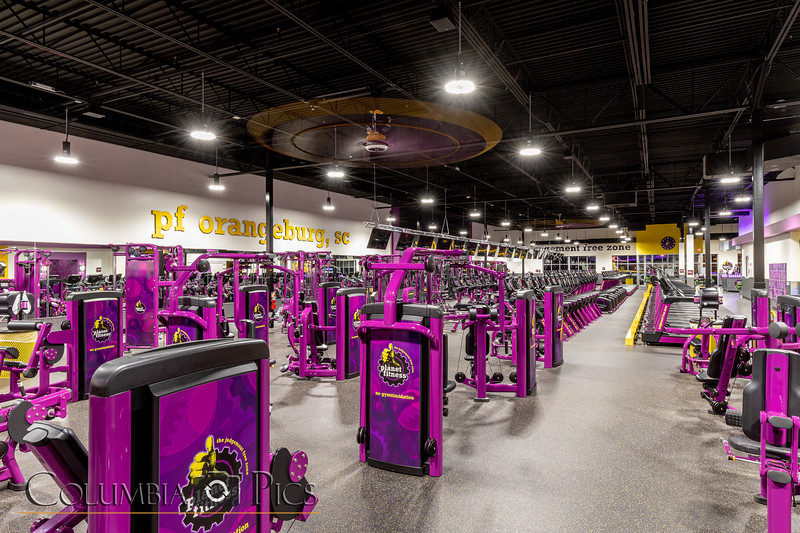 Planet Fitness Orangeburg SC Bobenage Columbiapics Photographer Eric  Blake (15).jpg