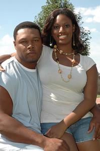 Nicole & Steven Pre-Wedding Pictures June 2005