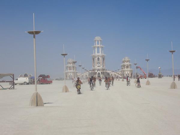 Burning Man 2011 Rites of Passage