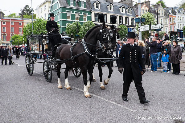 Funeral Procession Re-enactment - 10/05/2015