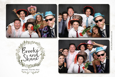 2017 Brooke and Shane Wedding