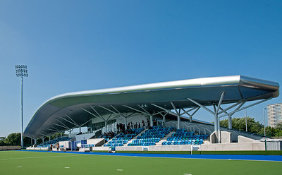 New Hockey Complex at Glasgow Green