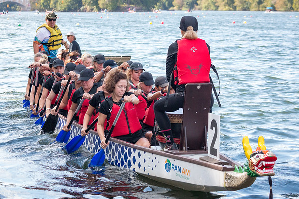Wenonah Winers Dragon Boat Team