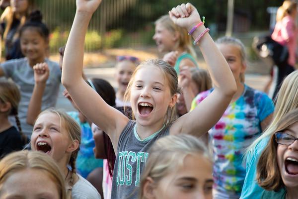 2018 Redwood Camp Week 4 Juniors - July 8-14