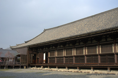 Sanjusangendo Temple - March 2015
