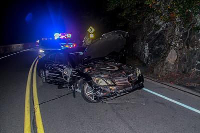 9-21-18 MVA With Injuries, Bear Mountain Bridge Road, Photos By Bob Rimm