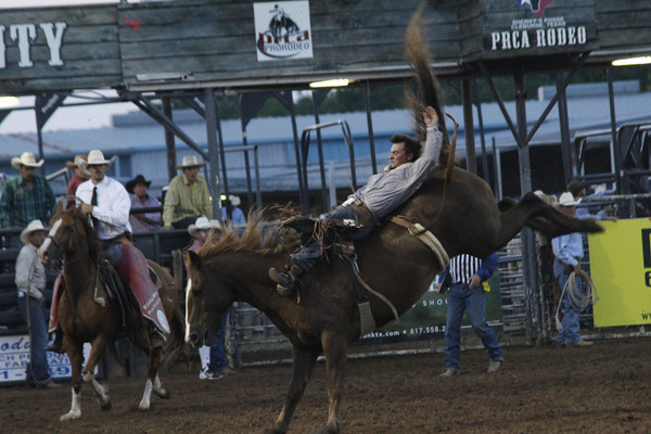 2014 Johnson County Sheriff's Posse PRCA Rodeo