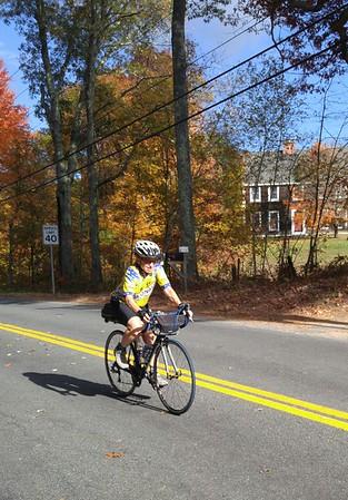 October 19 Wednesday Ride