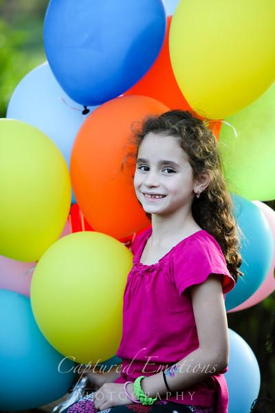 Balloons Julie