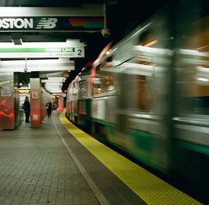 Boston in color