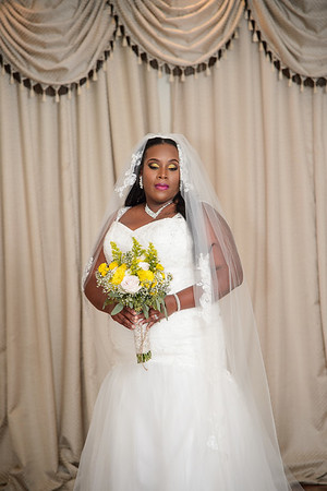 Shauquita & Christopher's Wedding - Part 2 032417