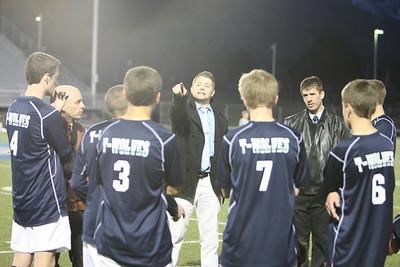 Coach Mike Fuller