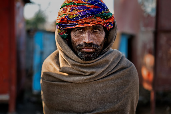 Portraits of Rajasthan
