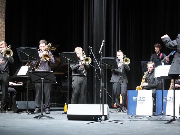 Hillsdale College Big Band thru 2021