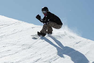 SBX Training at Copper Mountain, CO