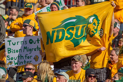 FCS Champ  NDSU vs Towson  1-4-14