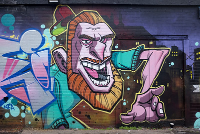 Digbeth Graffiti 2