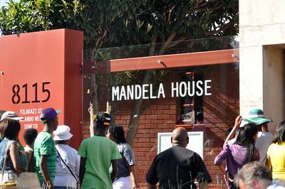 Soweto   The Nelson Mandela Musuem   8115 Vilikanzi Street