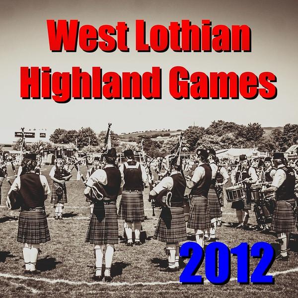 2012 West Lothian Highland Games