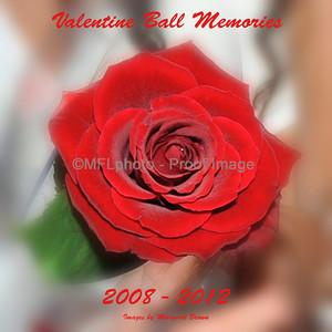 Valentine Ball Memories 2008 - 2012