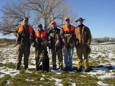 Pheasant Hunt 2004