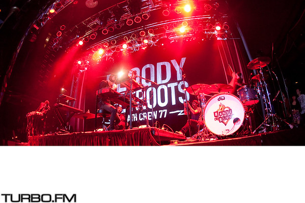 Bloody Beetroots - All Leather - Shark Attack @ HOB San Diego 4-23-10