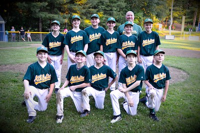 Stafford LL Closing Ceremonies 062119