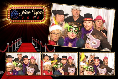 Elks Lodge NYE