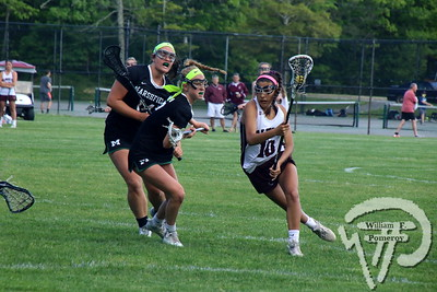 GIRLS' LACROSSE ■ vs. Marshfield — 6 . 6 - 2018