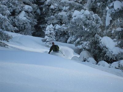 Freeman Peak_January 24 2010