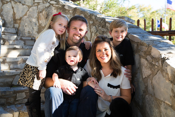 Stephen + Kimber Roberts Family