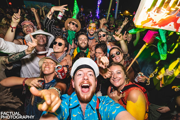 Dirtybird Campout 2018: Everything