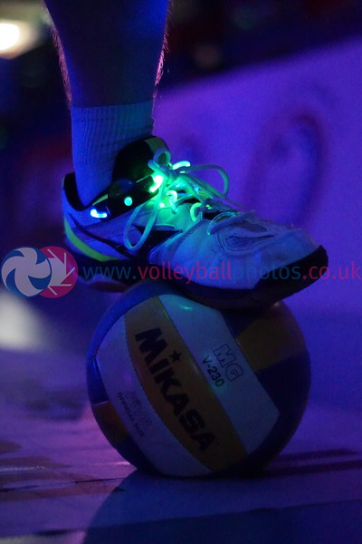 2018-04-20 Glow in the Dark Volleyball