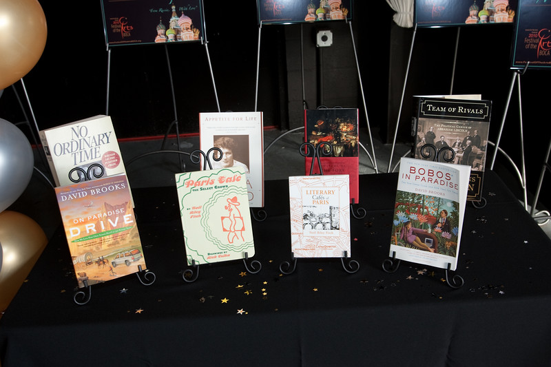 7th Annual Planned Giving & Endowment Commitee's A Taste of the Park Under the Stars for the Centre for the Arts at Mizner Park
