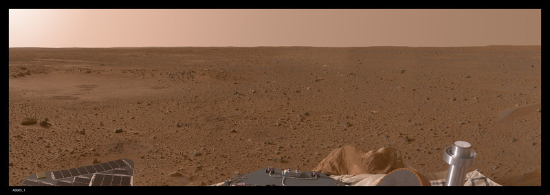 Mars Exploration Rover - Spirit