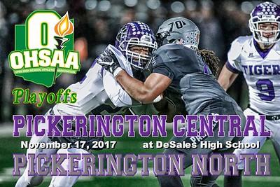 2017 OHSAA Pickerington Central Versus Pickerington North (11-17-17)