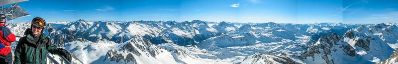 Arlberg, Austria Feb 2007