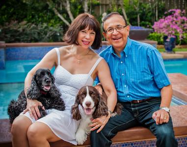 Armando & Gabrielle Family Portraits