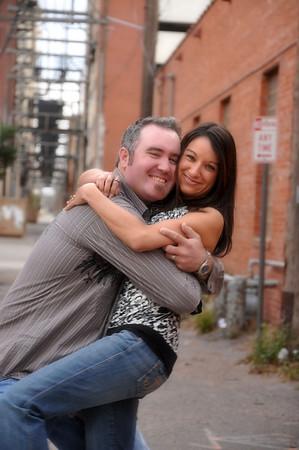 Mr. and Mrs. Kevin Radina