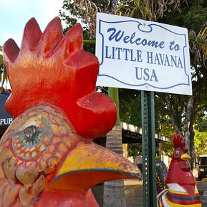 Little Havana, Miami visit, Jan. 6, 2013