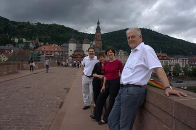 Strasbourg & Heidelberg 2012