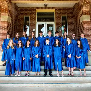 Linton Hall School 2020-2021 Graduation