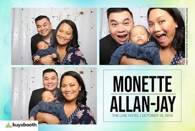 Monette and Allan