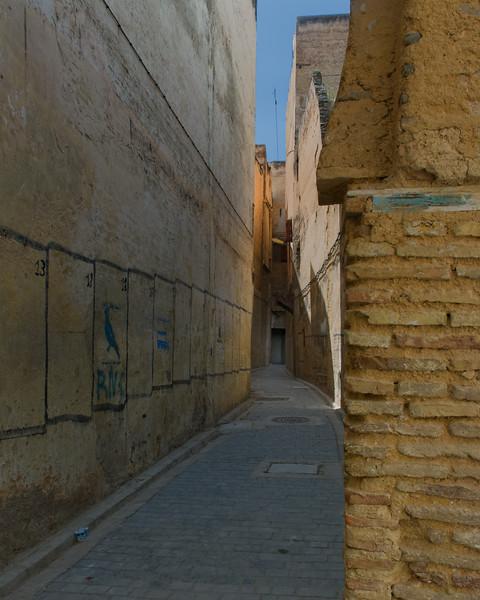T3657 Fez Medina
