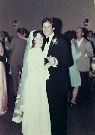 1976 Schleusner-Tesson Wedding