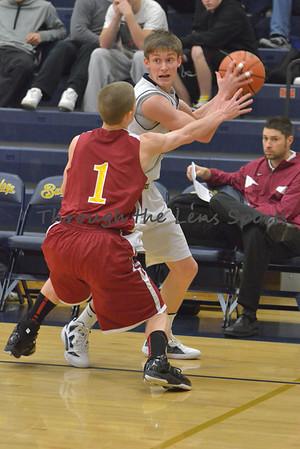 West Albany vs. CV JV Boys Basketball