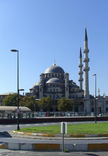 31-New Mosque, 17th Century